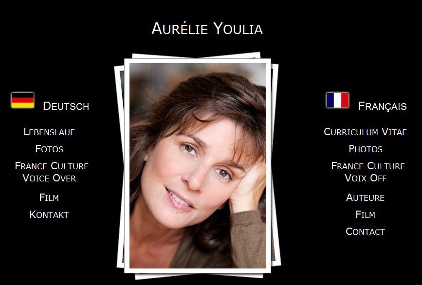 site web Aurelie Youlia