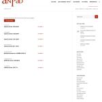 anPad - accès aux actes du CA