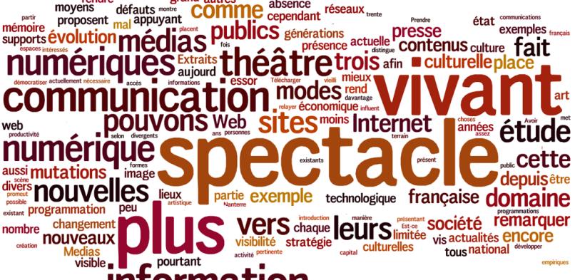 Culture : les enjeux d'une communication digitale