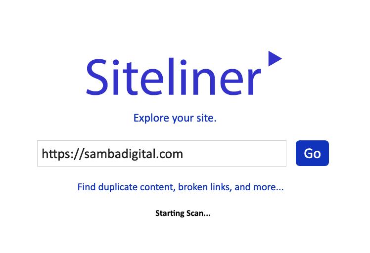 Les contenus dupliqués ? Un outil : siteliner.com