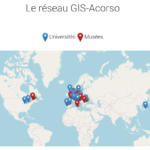 Carte open source Acorso GIS