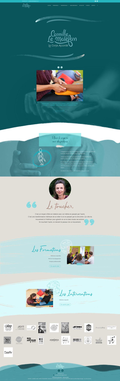 Screenshot_2020-11-12 Camille Le Maléfan – Intervention et Formation Massage et Toucher Relationnel